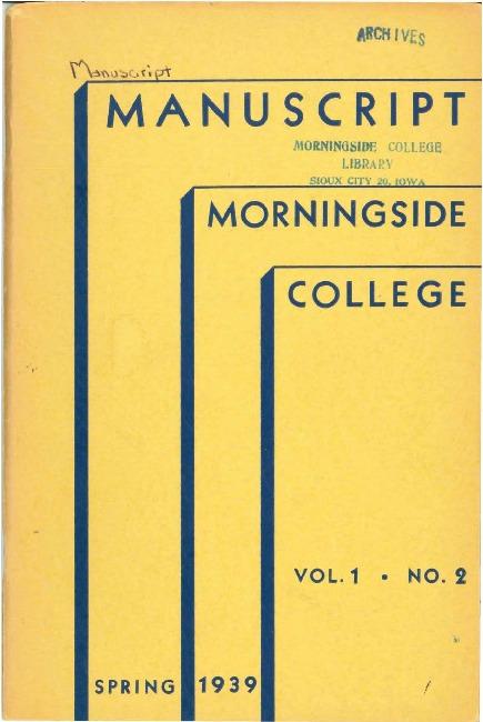 Manuscript: Volume 01, Number 02
