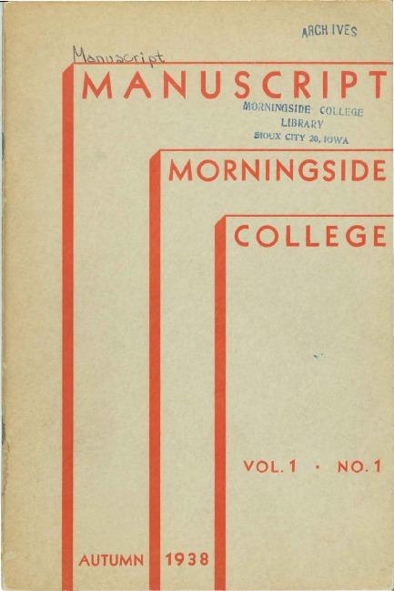 Manuscript: Volume 01, Number 01