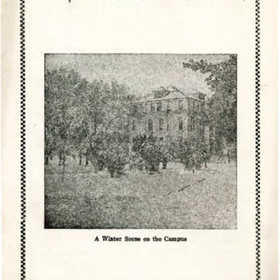 Alumni News Letter Number 140 (1929-02-01)