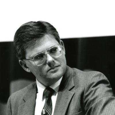 Profile of Debate Moderator at 1988 Presidential Debate