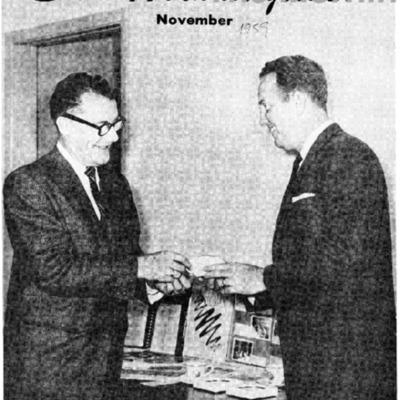 Morningsider: Volume 18, Number 02 (1959-11)