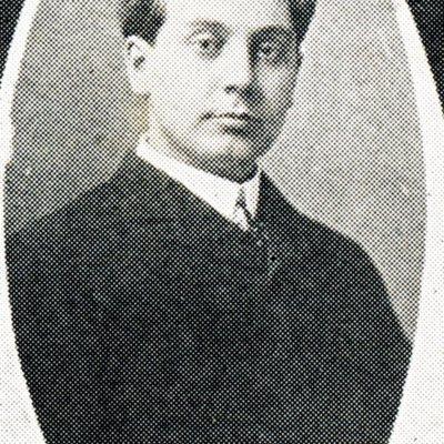 Scanned Portrait of W. L. Harding, 1903