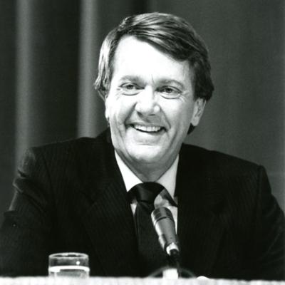 Profile of Bruce Babbitt at 1988 Presidential Debate