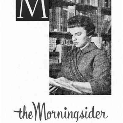 Morningsider: Volume 19, Number 03 (1961-06)
