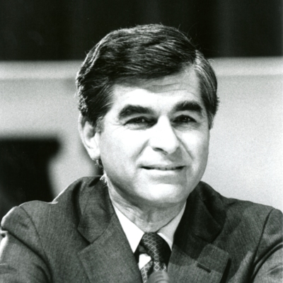Profile of Michael Dukakis at 1988 Presidential Debate