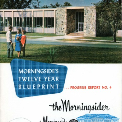 Morningsider: Volume 21, Number 02 (1962-12)