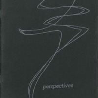 Perspectives: Volume 15, Number 01