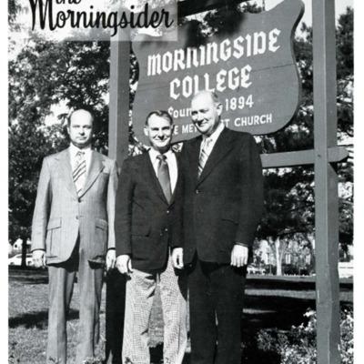 Morningsider: Volume 31, Number 04 (1975-10)