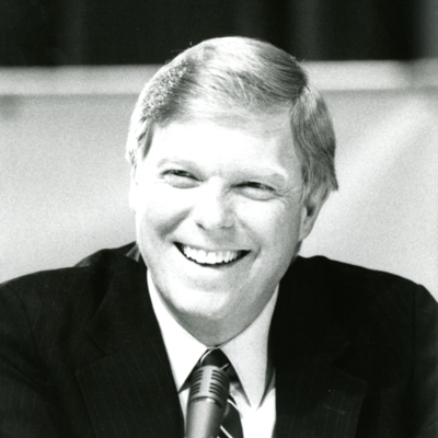 Profile of Dick Gephardt at 1988 Presidential Debate