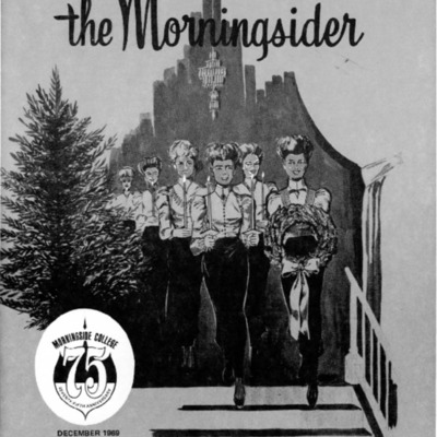 Morningsider: Volume 26, Number 02 (1969-12)