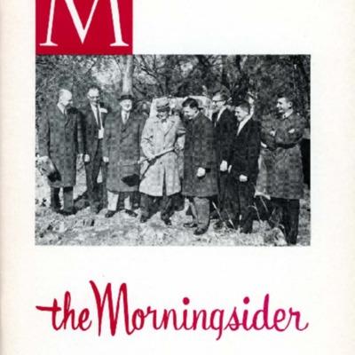 Morningsider: Volume 20, Number 02 (1961-12)