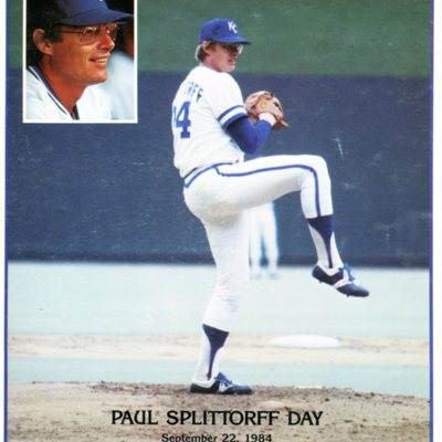 Paul Splittorff Day, Part 1 of 2