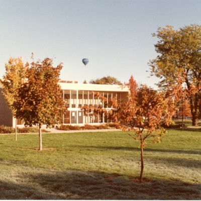 Klinger-Neal Theater in the Fall