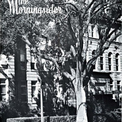Morningsider: Volume 31, Number 01 (1975-01)