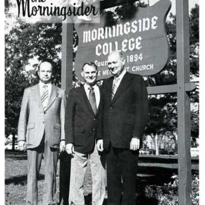 Morningsider: Volume 31, Number 04 (1975-10)