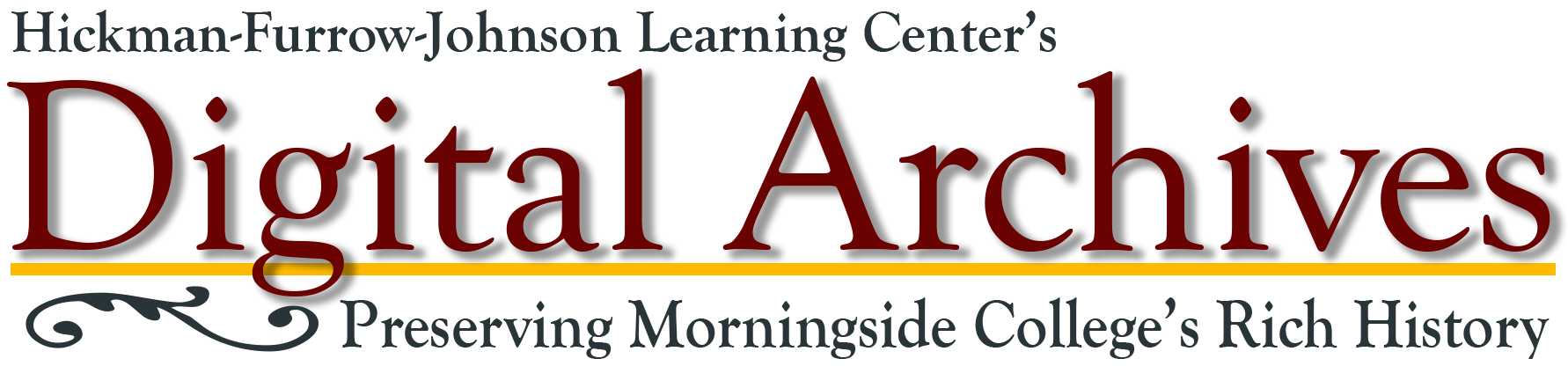 Morningside College's Archives
